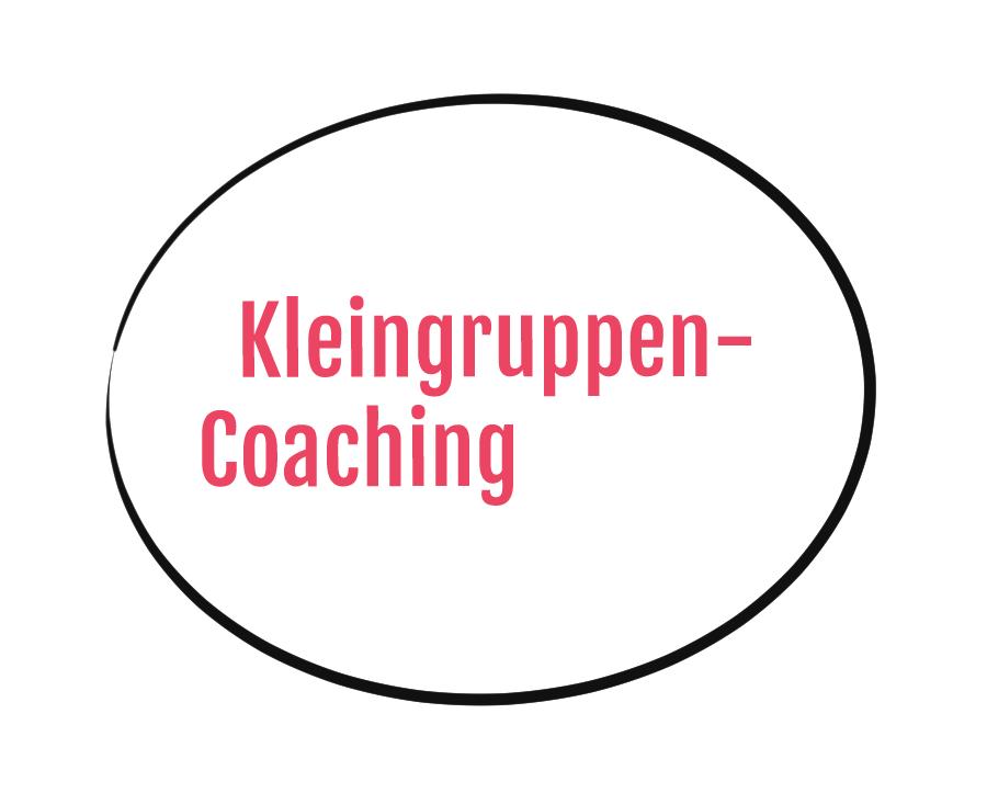 Kleingruppen-Coachings